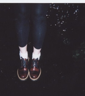 brogues, disposable and disposable camera