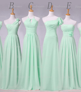cheap bridesmaid dresses, Mint Prom Dress and 2014 Bridesmaid Dresses