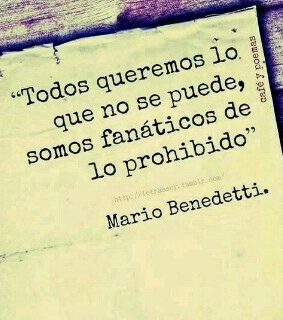frase, mario benedetti and phrases