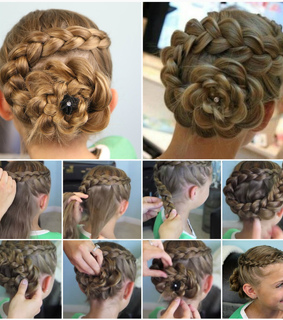 diy, fashion and hairstyle