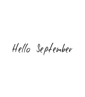 and, august and b&w