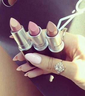 beauty, cosmetic and lipstick