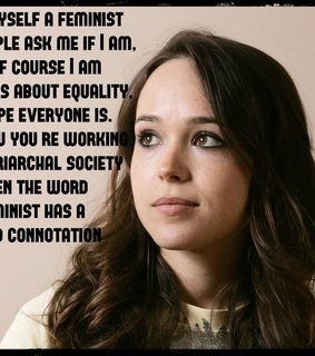 ellen page, equal rights and equality