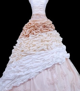 dress, fashion and quinceanera dress