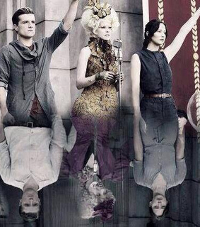 catching fire, district 12 and effie trinket
