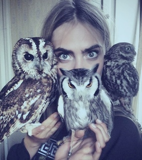 cara delevingne, cool and girl