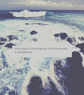 daydream, hope and love