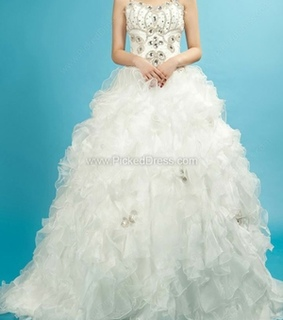 ball gown wedding dresses and corset wedding dresses