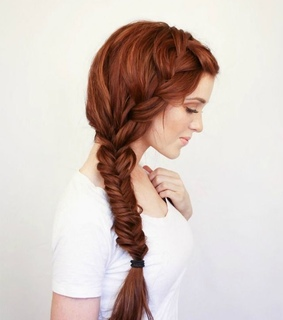 beautiful, fashion and hair