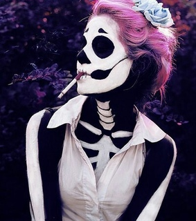beautiful, dead and girl