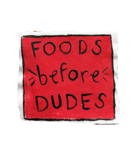 boys, dudes and food