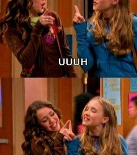 best friends, emily osment and hannah montana