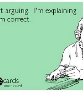 arguing, ecards and funny