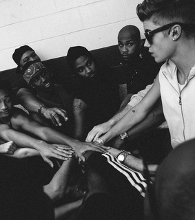 backstage, beliebers and believe tour
