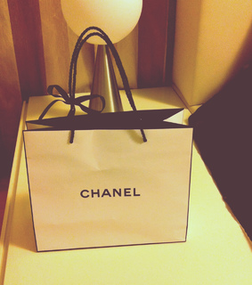 ch, chanel and chanel bag
