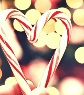 candycane, christmas and december