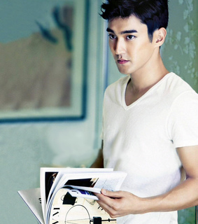 boy, choi siwon and face