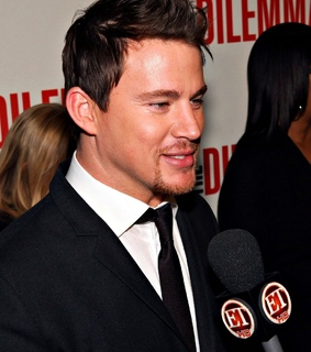 beautiful face, channing tatum and cover