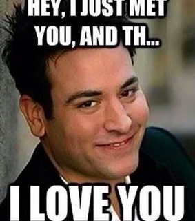himym, tedmosby and howimetyourmther