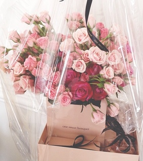 !, cool and flowers
