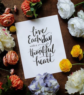 heart, live and thoughts