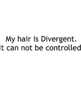 controlled, divergent and four