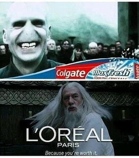 colgate, fandom and funny lol