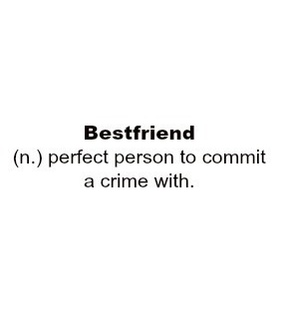 bestfriend, bff and crime