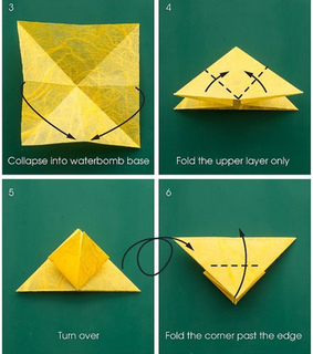 butterflie, origami and tutorial