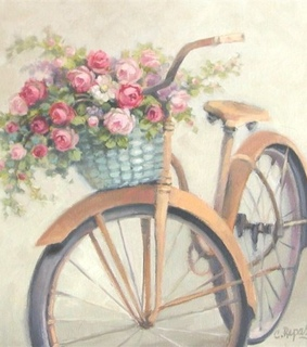 art, bici and bycicle