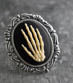 brooch, cameo and etsy