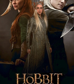 elves, evangeline lilly and lee pace