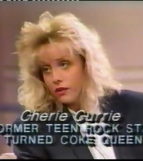 cherie currie, grunge and rock star