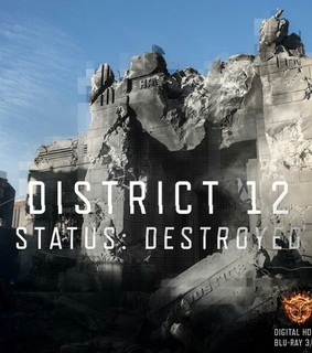 books, district 12 and movie