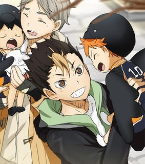 hq, haikyuu!! and nishinoya yuu