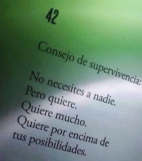 frases, consejo and supervivencia