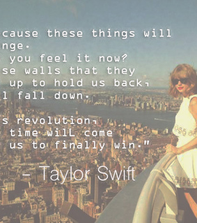 1989, change and fearless