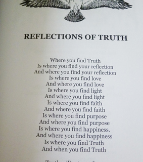 poems, reflections and seek truth