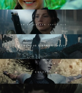 catching fire, district 12 and jennifer lawrence