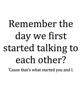 boy, each other and first day