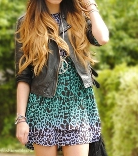 clothes, colors and curly