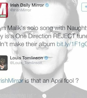 april fools, louis tomlinson and one direction