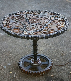 Recycled Crafts, Recycled Metal Crafts and Recycled Metal Art