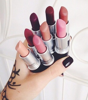 colors, fashion and lipsticks