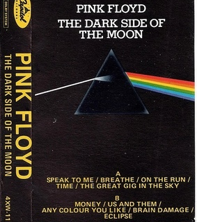 pink floyd, psychodelic and the dark side of the moon
