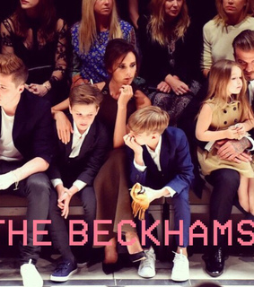 beckham, cool and fashion