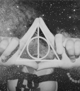 book, deathly hallows and film