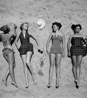 mujeres, vintage and women power