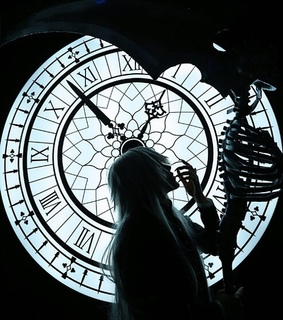 black butler, clock and cosplay