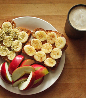 breakfest, good and healthy